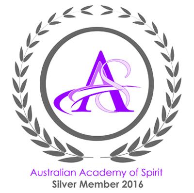 Australian Academy of Spirit Silver Member 2016