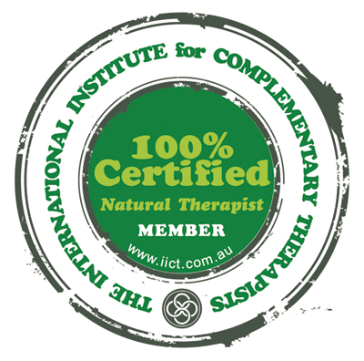 IICT Certified Natural Therapist